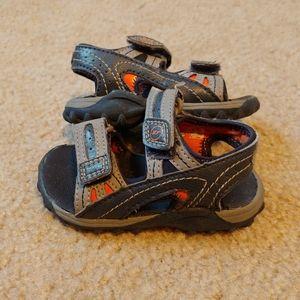 Size 5 stride rite boys sandals